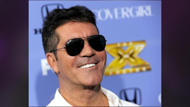 Simon Cowell Gushes Over Baby News On 'Ellen': 'I'm Actually Happier Than I've Ever Been'