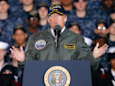 'You going to goddamned steam': Trump rails against the Navy's new catapult system