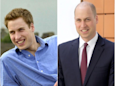 Balding Prince William has finally shaved his head ? take a look back at the road to acceptance