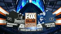 03/15/2014 Providence vs Creighton Men's Basketball Highlights