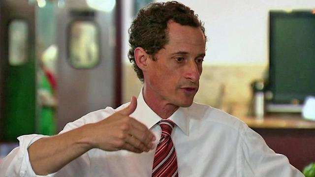 Anthony Weiner admits messaging more women