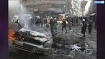 Ten Killed By Twin Bombs At Syria-Turkey Border Post