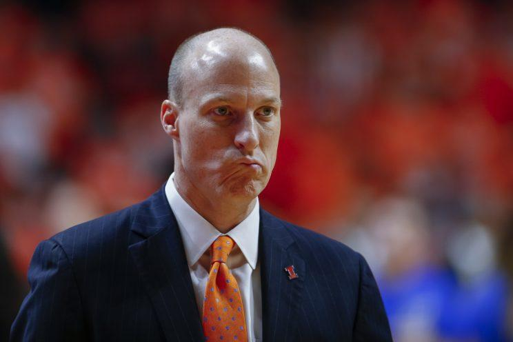 Illinois fires head coach John Groce after five seasons