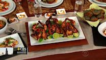 Bradley Ogden's mouth-watering BBQ chicken on THE Dish