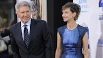 Harrison Ford on Making Relationships Work
