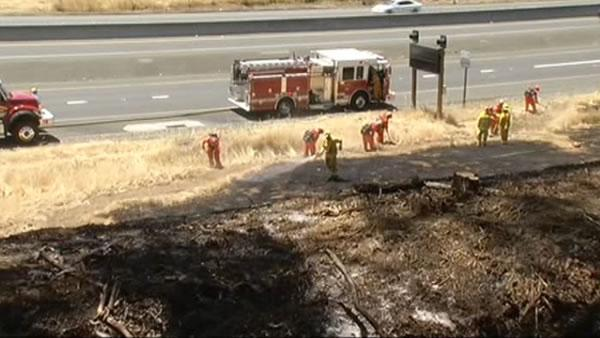 Fire officials warn of dry conditions heading into holiday