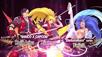 Project X Zone 2 - Anime Expo 2015 Gameplay Trailer