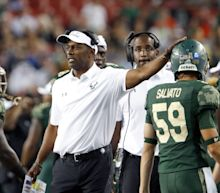 Oregon president's advice for Willie Taggart: Hire a 'great defensive coordinator'