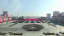 North Korea holds military parade on the eve of Wi