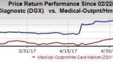 Quest Diagnostics Poised on Solid Q1 Results Despite Woes