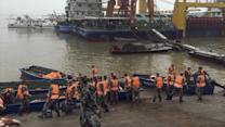 Ship Carrying More Than 450 People Sinks in China