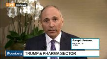 Novartis CEO Says Trump Discussed Pricing With Drug CEOs