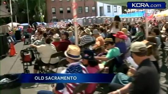 Sac. Music Festival attracts big crowds of all ages