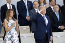 Trump orders Pentagon to plan military parade in Washington