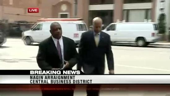 Ray Nagin heads to court Wednesday