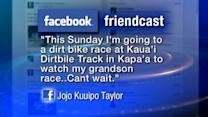 Facebook Friendcast: Jojo Taylor