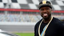 50 Cent returns to Daytona in a new way