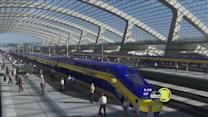 Critics unite against Brown's bullet train funding