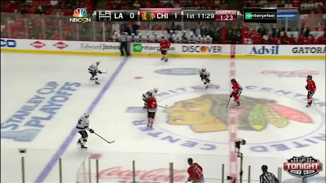 Los Angeles Kings at Chicago Blackhawks - 06/01/2014