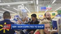 100 million expected to shop: NRF