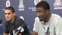 Solomon Hill and Nick Johnson talk Sweet 16