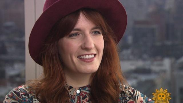 Florence Welch: People used to