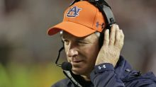 Tommy Tuberville has an interesting campaign slogan for Alabama fans