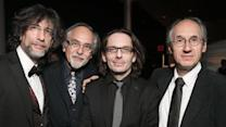 Rushdie, Gaiman Speak Out for Charlie Hebdo