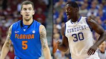 Florida-Kentucky matchup a 'heavyweight battle'
