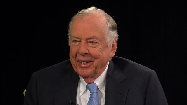 Pickens on his 5-point plan