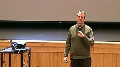 Anti-Bullying Advocate Speaks To Litchfield Parents, Teachers