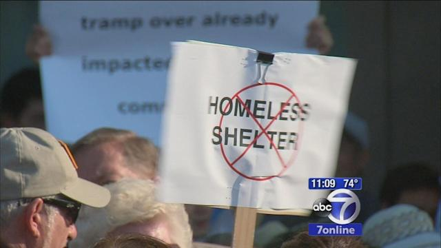 Residents speak out against proposed homeless shelter in East Elmhurst
