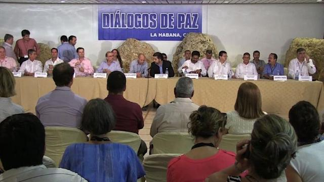 Colombia and FARC strike deal on key peace issue