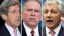 What challenges will new national security team face?