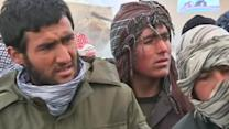 Afghan avalanche victims receive government aid