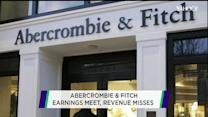 Abercrombie stumbles; Smith & Wesson shoots higher; Target's job cuts