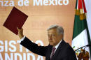 Mexico leftist front-runner doubles down on amnesty proposal