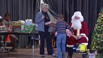 Christmas arrives at Easterby Elementary