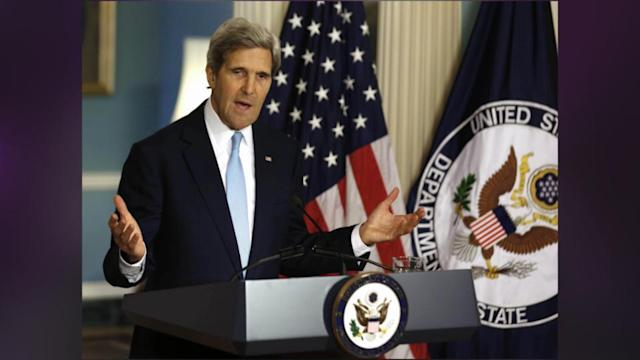 John Kerry Set To Appear On Five Sunday Talk Shows