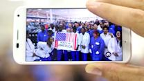 Smartphone Is 1st Made in America