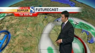 Video-Cast: Clouds, Showers Possible