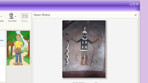 Sharing Photos With Yahoo! Messenger