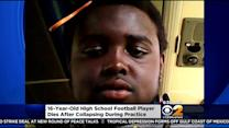 Staten Island High School Football Player Dies After Collapsing During Practice