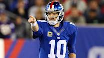 Eli Manning highlights super sleepers for Week 8