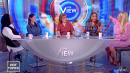'The View' Hosts Get Heated Over Jim Acosta's Clash With Trump's White House Intern