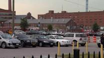 Raw video from scene of DC Navy Yard shooting