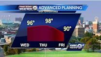 Dangerous heat in place for next couple of days