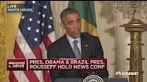 Obama: I will walk away from Iran negotiations if bad dea...