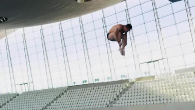 Tom Daley encourages people to visit the Olympic Park