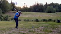 Midnight Golf at Yukon's Solstice Tournament